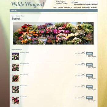 Wilde Wingerd Webshop
